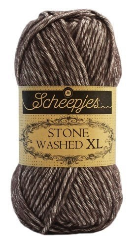 Scheepjes Stone Washed XL - 869 obsidian