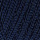 Lammy Yarns Coton crochet 890 marine blauw
