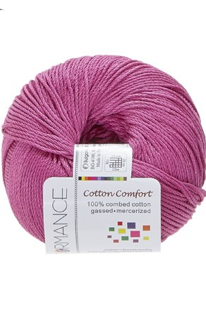 Lammy Yarns - Cotton Comfort 042 fuschia op=op