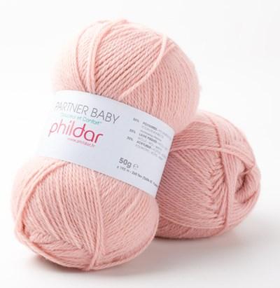Phildar Partner Baby Rose The 2144