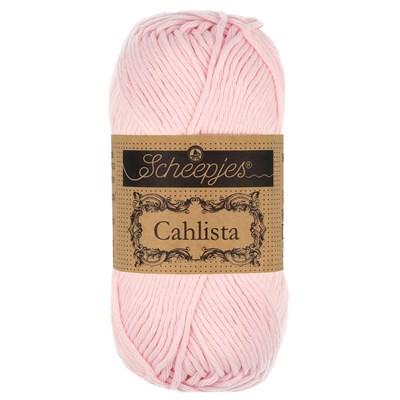 Scheepjes Cahlista 238 power pink
