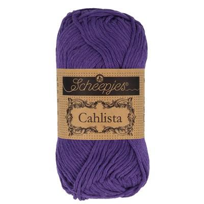 Scheepjes Cahlista 521 Deep Violet