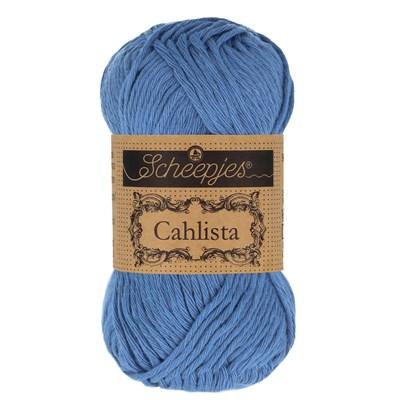 Scheepjes Cahlista 261 Capri Blue