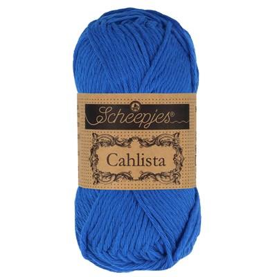 Scheepjes Cahlista 201 Electric Blue