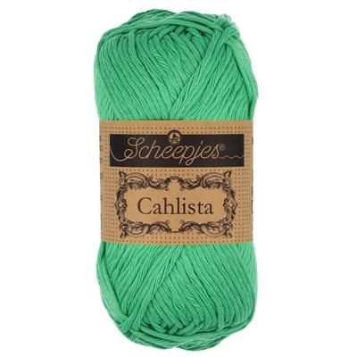 Scheepjes Cahlista 241 Parrot Green