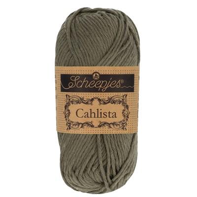 Scheepjes Cahlista 387 Dark Olive