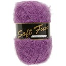 Lammy yarns - Soft fun 740 paars (op=op)