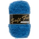 Lammy yarns - Soft fun 862 blauw (op=op)