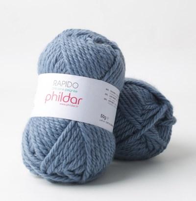 Phildar Rapido Jeans 2089