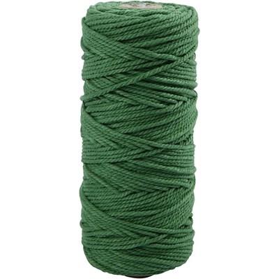 Katoenkoord 2 - 2,5 mm - groen 41546 op=op