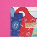 Vilttas pakket roze (op=op)