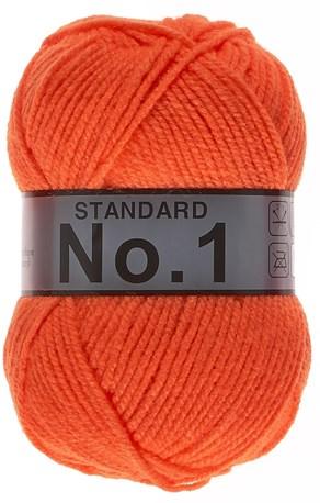 Lammy Yarns No 1 213 oranje glow in the dark