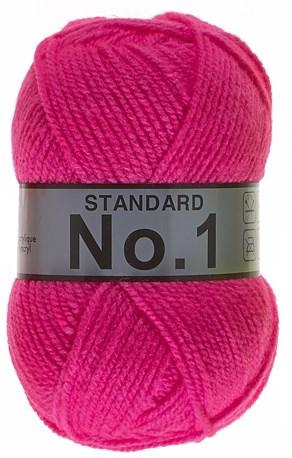 Lammy Yarns No 1 212 neon pink glow in the dark