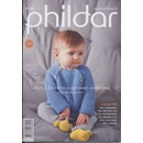 Phildar nr 690 - 21 modellen voor babykleding en accessoires (op=op)