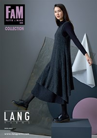Lang Yarns magazine 255