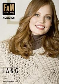 Lang Yarns magazine 190 Engels Duits op=op