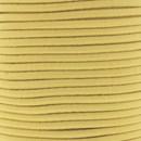 Elastiek koord 3 mm - zacht geel (1 meter)