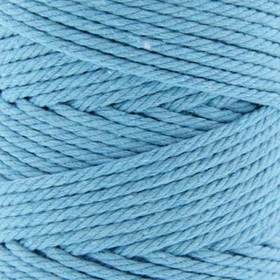 Katoenkoord 2,2 mm turkoois 45 70 meter