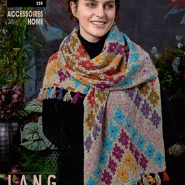 Lang Yarns magazine 258 Accessoires Home