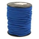 Elastiek koord 3 mm - blauw (1 meter)