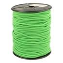 Elastiek koord 3  mm - fel groen (1 meter)