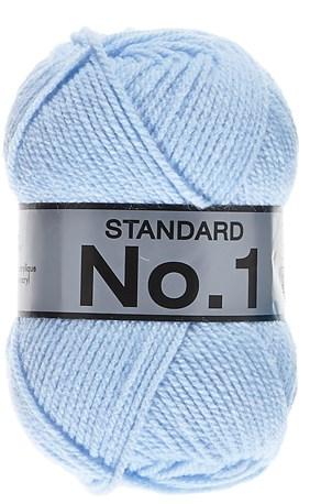 Lammy Yarns No 1 011 licht blauw