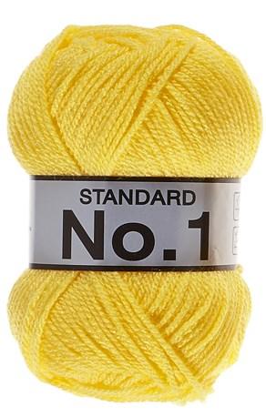 Lammy Yarns No 1 372 geel