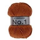 Lammy Yarns No 1 730 bruin oranje