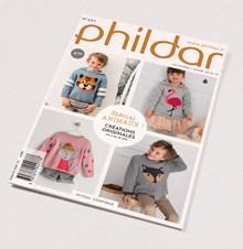 Phildar nr 691 kinderen 2 t/m 10 jaar (levertermijn eind oktober)