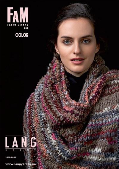 Lang Yarns magazine 257