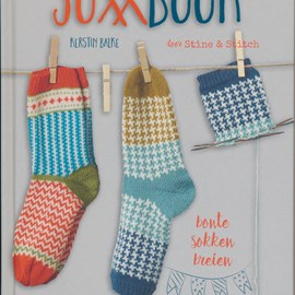 SoxxBook - bonte sokken