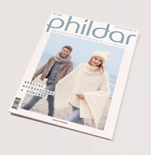 Phildar nr 160 - herfst winter 2018 45 modellen