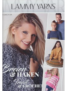 Lammy Yarns magazine nr 58 herfst winter 2017-2018