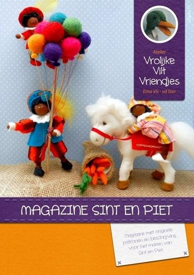 Magazine 13 sint en piet