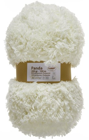 Lammy Yarns Panda 016 room wit