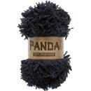 Lammy Yarns Panda 001 zwart