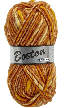 Lammy Yarns Boston 602 oker bruin