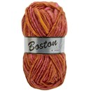 Lammy Yarns Boston 603 rood oranje