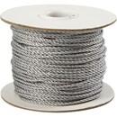 Koord 2 mm zilver (4,95 meter )