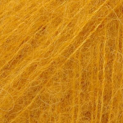 DROPS Brushed Alpaca Silk 19 Oker