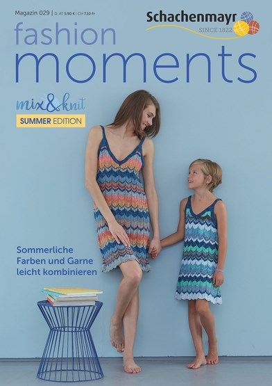 Schachenmayr Fashion Moments mag. 29