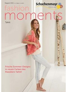 Schachenmayr Fashion Moments mag. 30 Tahiti