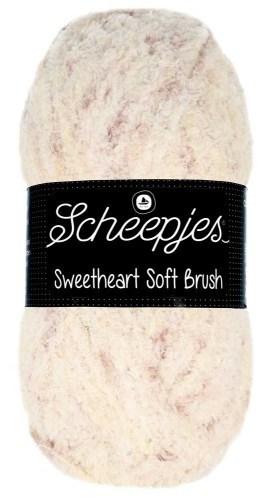 Scheepjes sweetheart soft brush - 532 gemeleerd
