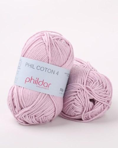 Phildar Phil Coton 4 Camelia