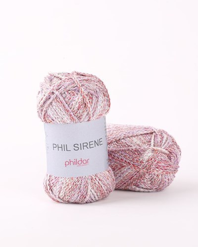 Phildar Phil Sirene Petunia 1005