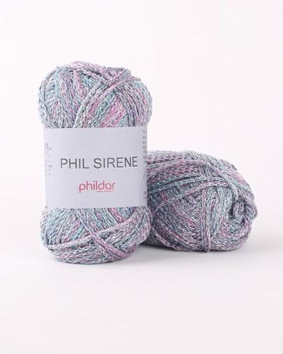 Phildar Phil Sirene Aqua 1004