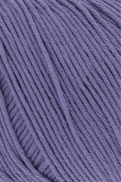 Lang Yarns Baby Cotton 112.0246 zacht paars blauw