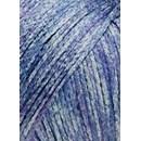Lang Yarns Mulberry Silk 1011.0333 blauw gemeleerd