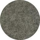 Hobbyvilt 1,5 mm - M002 grijs gemeleerd breedte 45 cm (24 cm)