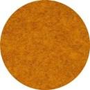 Hobbyvilt 1,5 mm - M653 oranje gemeleerd breedte 45 cm (24 cm)